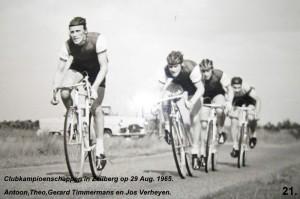 21. 29 Aug.1965.   Zeilberg[1]